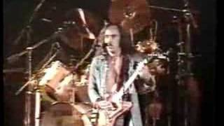 Blackfoot - Too Hard To Handle (live