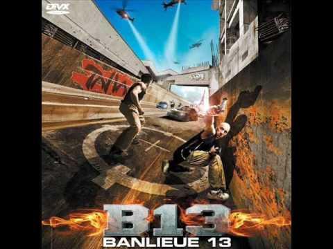 Banlieue 13 BO La tour des miracles Axiom