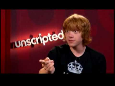 Moviefone Unscripted (Dan, Rupert, Emma)