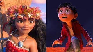 Moana vs. Coco: A Cultural Divide