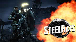 Steel Rats Announcement Trailer