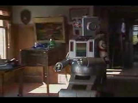 Gay Robot - Pilot Clip 1 video