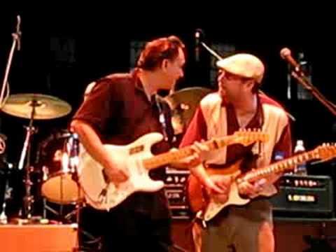 Jimmie Vaughan&Ronnie Earl