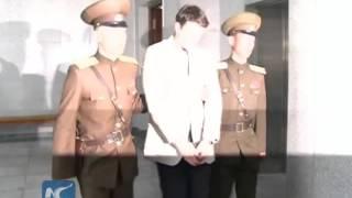 North Korea court sentences U.S. student to 15 yrs hard labor