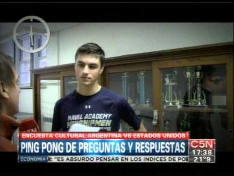C5N - EN EL LUGAR JUSTO: LA CULTURA GENERAL EN ARGENTINA Y ESTADOS UNIDOS