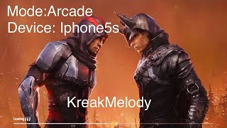Pubg mobile arcade-Iphone5s 😂😂😂