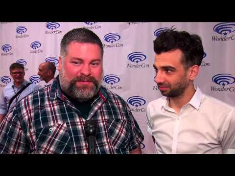 How To Train Your Dragon 2: Jay Baruchel Director Dean DeBlois Wonder Con Interivew