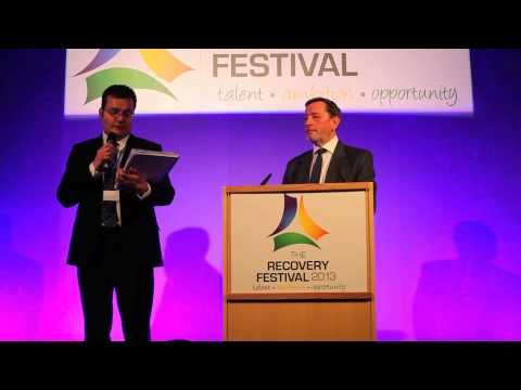 The Stigma of Addiction -- Rt  Hon  David Blunkett MP
