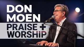 Don Moen Praise and Worship Music Mix