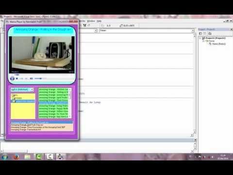 [Tutorial] Media Player dengan Visual Basic 6.0