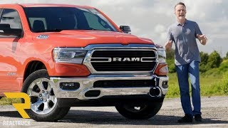 Review of The New 2019 Ram 1500