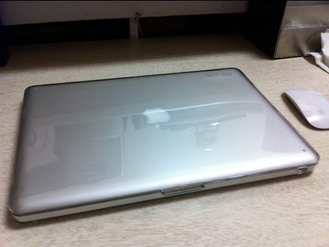 "Speck Seethru Hardshell Case Clear Edition  - 15"" Macbook Pro"