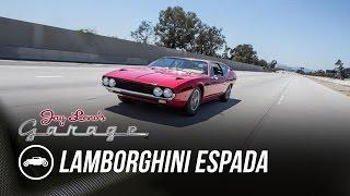 1969 Lamborghini Espada - Jay Leno's Garage