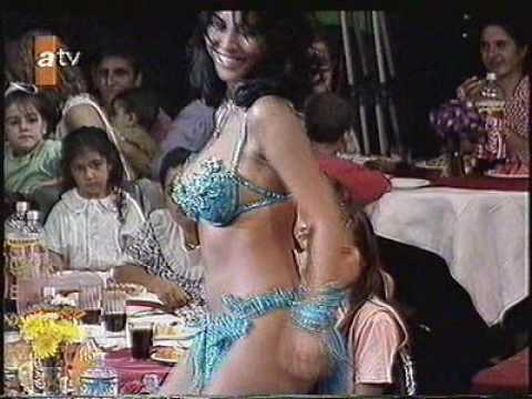 Nuran Sultan At 1991 ! Hot And Sexy Belly Dancer Dancing At The Turkish Television video