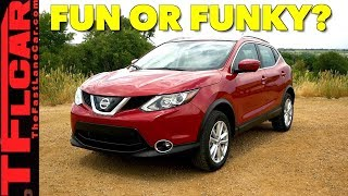 Here's What Is Good, Bad and Weird about the 2018 Nissan Rogue Sport