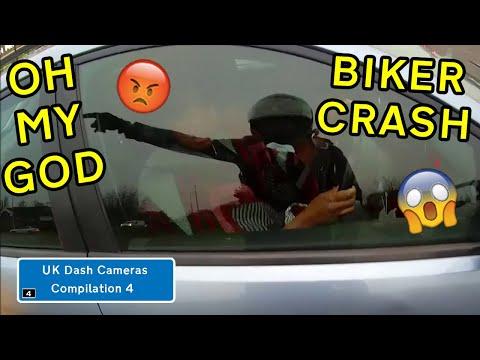 UK Dash Cameras - Compilation 4 - 2020 Bad Drivers, Crashes + Close Calls