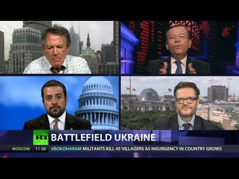 CrossTalk: Who is actually destabilizing Ukraine?