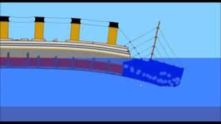 Sinking Ship Simulator! Fan Special!