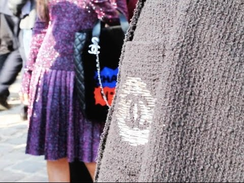 #onenpensequoi : réactions du défilé Chanel