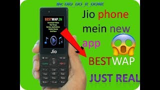 jio phone mein new app  Bestwap    The all in one DOWNLOADer app   by: DiD_DO_it_done