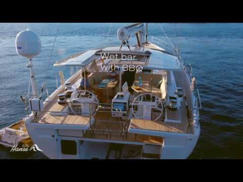 Hanse 675 präsentiert von West Yachting