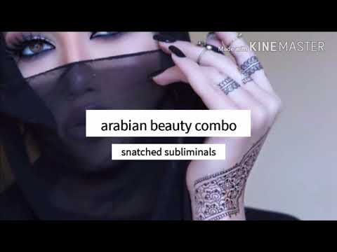 Arabian Beauty Combo °Forced° [REQUEST] | Subliminal thumbnail