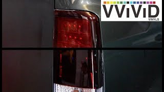 Vvivid Vinyl's Head/Tail Light Air-Tint Review