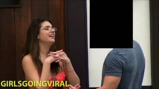 Hot Girl vs. Nerdy Girl - Social Experiment