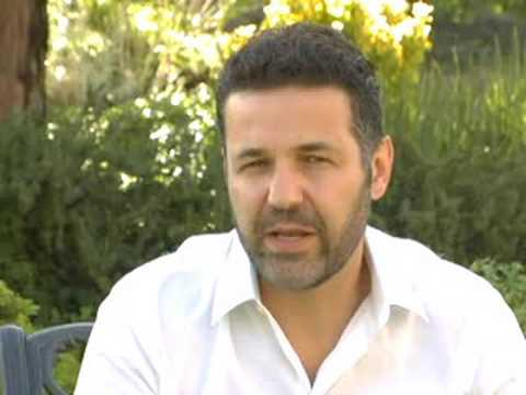 Khaled Hosseini on becoming a writer