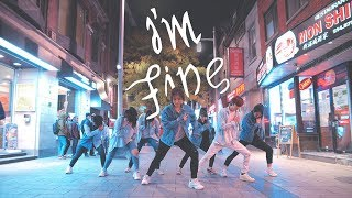 [KPOP IN PUBLIC MONTREAL] BTS (방탄소년단) - I'm Fine | Dance Cover by 2KSQUAD