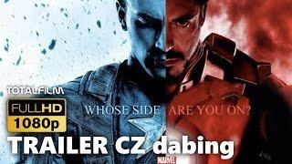 Captain America: Občanská válka (2016) CZ dabing HD trailer