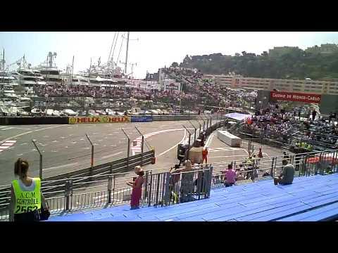 F1 2009 MONACO K-stand