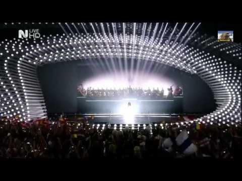 Eurovision 2015 Semi Final (Austria) Conchita Wurst - Rise Like A Phoenix {19/5/2015}