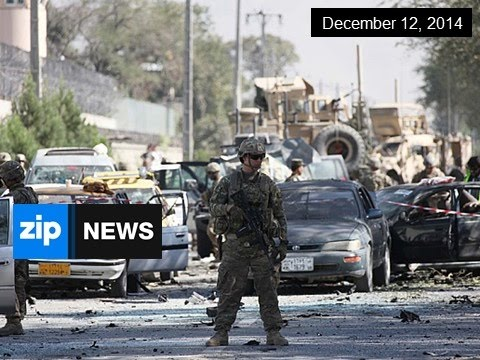 Two Suicide Attacks In One Day In Afghanistan - Dec 12, 2014