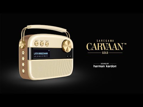 SAREGAMA CARVAAN GOLD- Sound by HARMAN/KARDON
