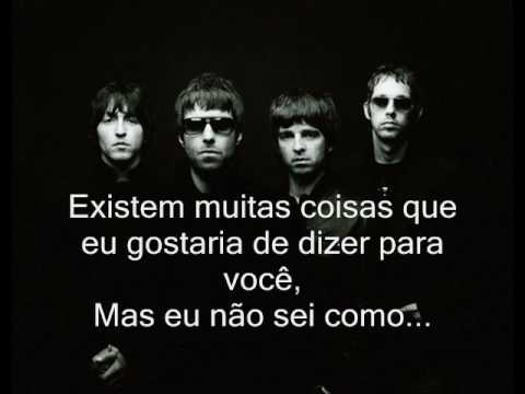 Oasis - Wonderwall - Legenda video