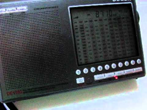 Russian shortwave telephone service