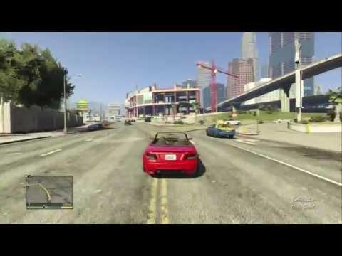 GTA 5 [Гтa 5] Прохождение Миссии 5 |Без Комментариев