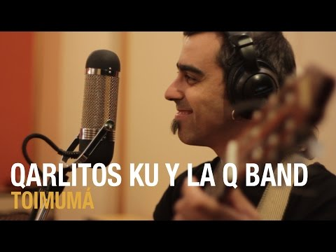 Qarlitos Ku Y La Q Band - Toimuma - Vapor Studio Sessions video