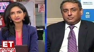 T. V. Narendran of Tata Steel speaks to ET Now on the company's powerful Q2 performance