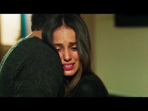 Kara Para Aşk 22.Bölüm | Acı çeken Nilüferi teselli etmek...