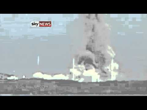 New!  Second Explosion At Fukushima Nuclear Plant video