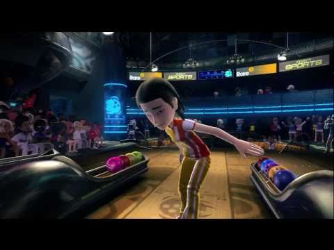 Kinect Sports: Bowling Gameplay HD