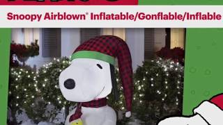 lowes 2018 christmas inflatables - Lowes Christmas Inflatables