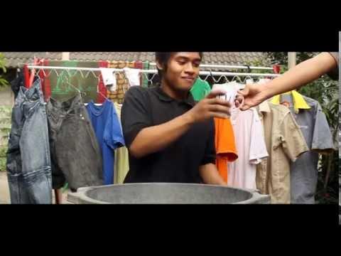 [Tips&Freak] Cara Mencuci Pakaian Dengan Baik dan Bijak