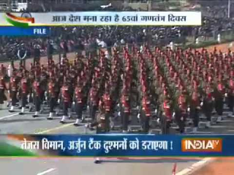 Highlights to expect at Republic Day parade today
