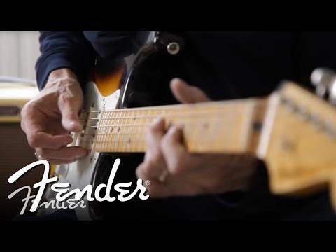 "Fender Custom Shop Eric Clapton ""Brownie"" Tribute Stratocaster Teaser"