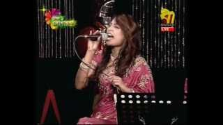 Tania singing a wonderfull song on live Eid Anando'12 programme by Raihan