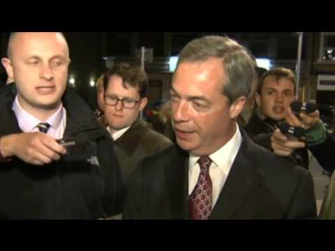 Nigel Farage: Ukip no longer a one man band