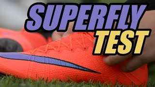 TEST | Nike Mercurial Superfly IV Intense Heat | Footballerz Italy